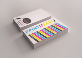 Fast Business Cards (Digital, Economy)