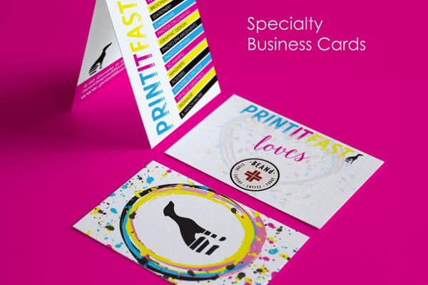 Specialty Business Card