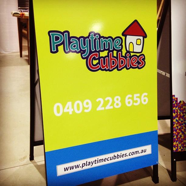 Playtime Cubbies Aframe